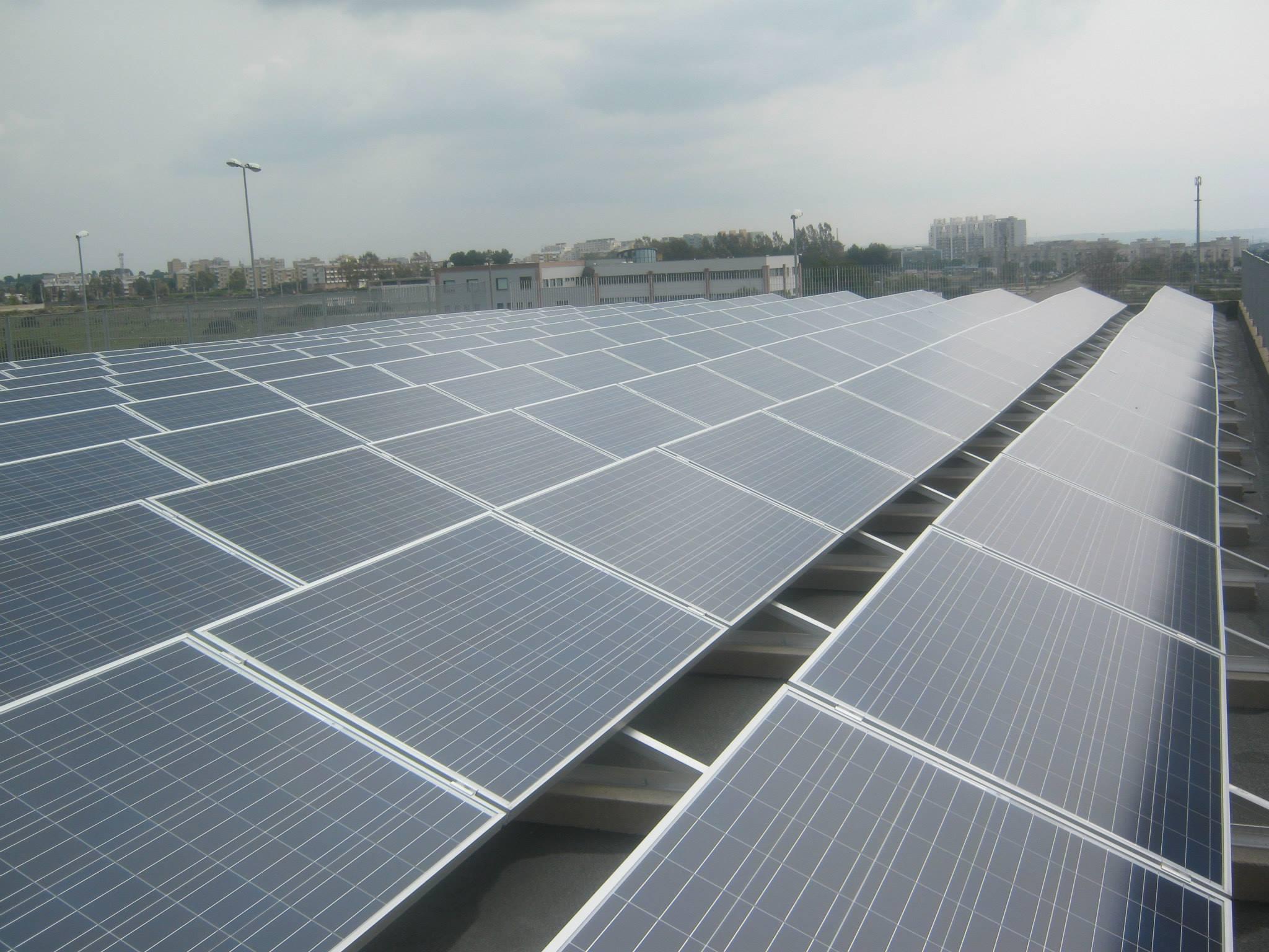 Potenza nominale di un modulo fotovoltaico 93